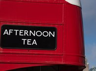 G and Tea Bus Brighton