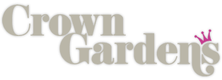 Crown Gardens Live Logo